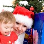 Family christmas — Stock Photo #1667391