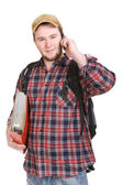 Casual student — Stock Photo