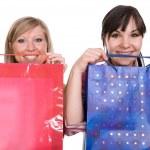 Shopaholics — Stock Photo #1681000