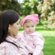 Mother and daughter — Stock Photo #1684739