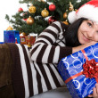Stock Photo: Happy christmas