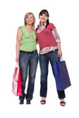 Shopaholics — Foto Stock
