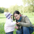 Mother and daughter — Stock Photo #1690513