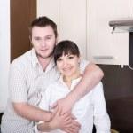 Loving couple — Stock Photo #1699247
