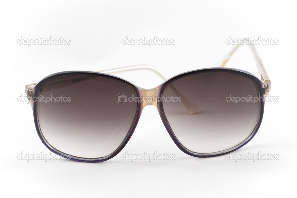 Old school trendy sunglasses — Stock Photo #1649310