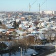 THE CITY OF OMSK - Stock Photo