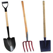 Shovel — Stock Photo