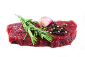 Sirloin steak — Foto Stock