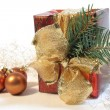 Hristmas gift — Stock Photo #2489823