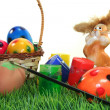 Easter Bunny — Stock Photo #2571722