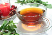 Peppermint tea — Stock Photo