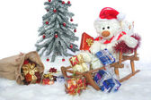 Noel baba — Stok fotoğraf