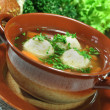 Soup clear - Stockfoto
