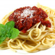 Royalty-Free Stock Photo: Spaghetti