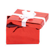Open gift box — Stock Photo