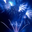 Stockfoto: Beautiful fireworks