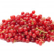 Pile of raspberries currants. — 图库照片