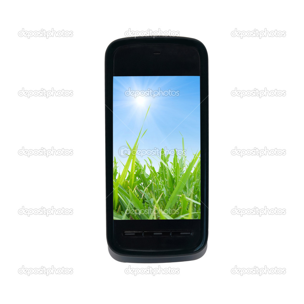 mobile smart phone stock photo dovapi 1656190. Black Bedroom Furniture Sets. Home Design Ideas