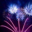 Beautiful fireworks — Stock Photo #1661258