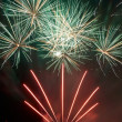 Beautiful fireworks — Stock Photo #1661303