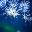 Beautiful fireworks — Stockfoto #1661591