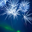 Beautiful fireworks — Stock Photo #1661591