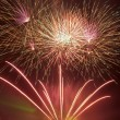 Beautiful fireworks — Stock Photo #1661745