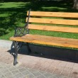 Bench in the park — Stock Photo #1668890