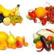 Stock Photo: Multi fruits