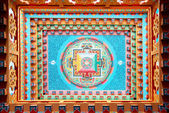 Buddhistic painting — Stockfoto