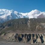 Snowy Tibetan mountains — Stock Photo #1722042