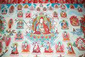 仏教絵画 — ストック写真