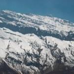 Snowy Tibetan mountains — Stock Photo #2287014