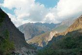 Tibetan mountain's landscape — Foto de Stock
