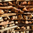 Firewood stack — Stock Photo #2539479
