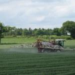 Crop Spraying C3 — Stock Photo