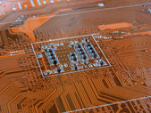 Computer Motherboard 1 — Stock Photo