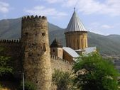 Ananuri Castle — Stock Photo