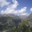 Caucasus mountains - Stock Photo