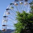Stock Photo: Ferris wheel in Borjomi