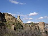 Tbilisi castle — Stock Photo