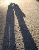 Shadows — Stock Photo