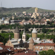 Tbilisi downtown — Stock Photo #1873013
