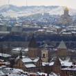 Stock Photo: Winter in Tbilisi