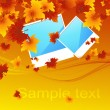 Autumn_photos — Stock Vector