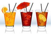 Bebidas — Vetorial Stock