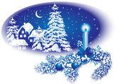 Cartão de natal — Vetorial Stock
