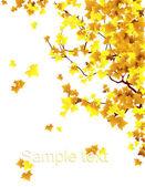 Autumnal_brunch — Stock Vector