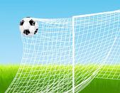 Goal — Stock Vector