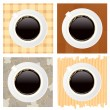 Royalty-Free Stock Vector Image: Cups of coffee